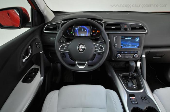 Renault Kadjar Interni